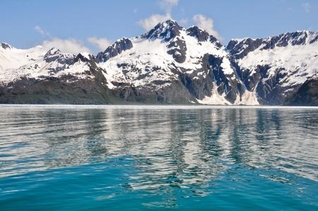 Aialik 湾、キーナイ フィヨルド国立公園、アラスカ
