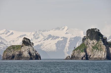 Resurrection Bay in Alaska Stock Photo - 17008018
