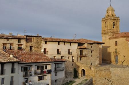 Town of Mirambel, Spain Stock Photo - 17058589