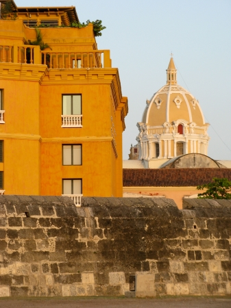 Cartagena de Indias, Colombia Stock Photo