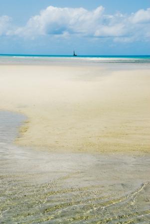 Pangane Beach, Mozambique Stock Photo - 17097832