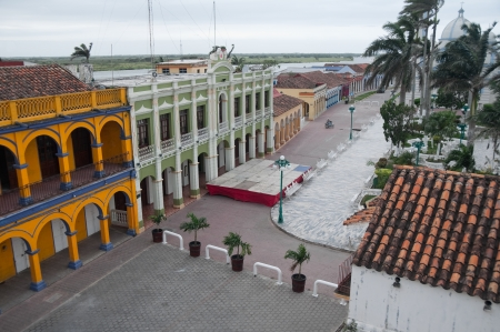 City Hall of Tlacotalpan, Mexico