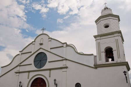 St  Rose of Lima Parish, San Andres Tuxtla, Mexico photo
