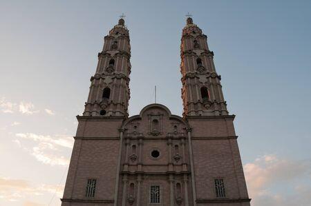 tabasco: Cathedral of Villahermosa, Tabasco, Mexico Stock Photo