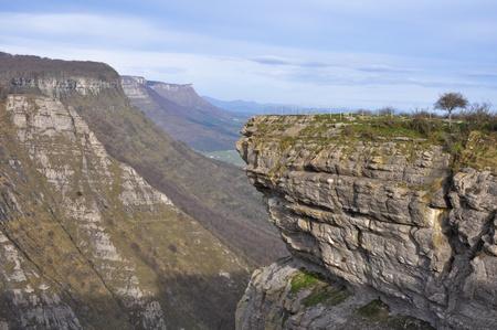 alava: Delika Canyon, North of Spain