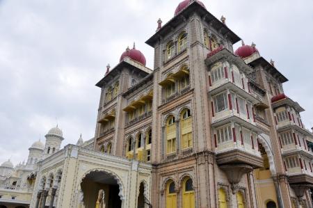 The Mysore Palace, India Stock Photo - 17985967