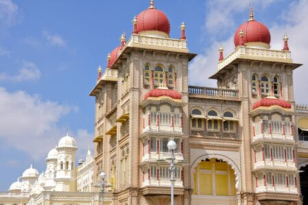 The Mysore Palace, India Stock Photo - 17877721