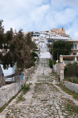 ano: Ano Syros, Greece Stock Photo