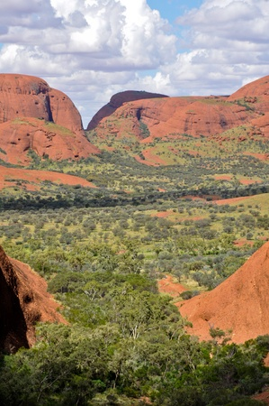The Olgas, Northern Territory, Australia Stock Photo - 20691060