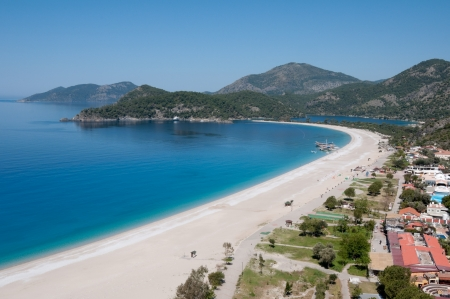 fethiye: Oludeniz beach, Fethiye, Turkey