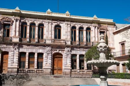 plaza de armas: Plaza de Armas of Zacatecas, Mexico