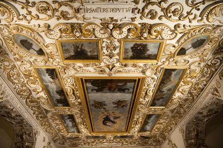 san agustin: La decoraci?arroca de la iglesia de San Agust? C?ba, Espa? Editorial