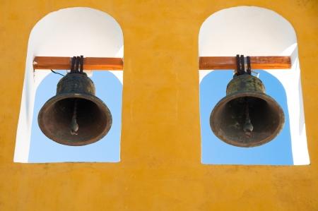 belfry: Colonial belfry in Campeche  Mexico