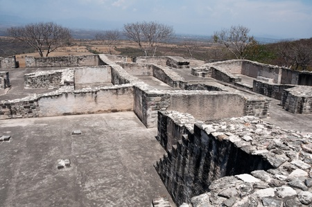 site: Archaeological site of Xochicalco, Mexico