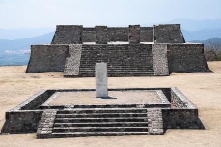 morelos: Archaeological site of Xochicalco, Mexico