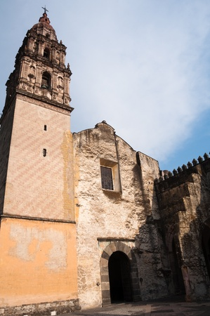 morelos: Cathedral of Cuernavaca, Mexico