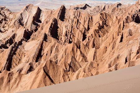 Moon Valley, San Pedro de Atacama, Chile photo