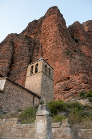 huesca: Mallos of Riglos, Huesca, Spain Editorial