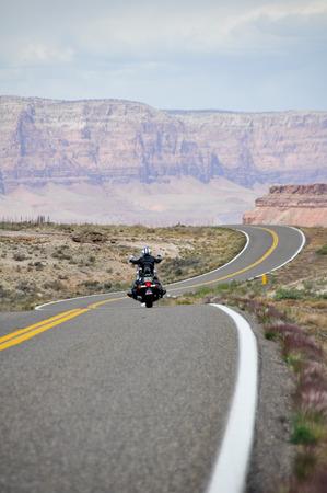 Route 89A near Page, Arizona, USA photo