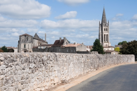 Saint-Emilion, France photo