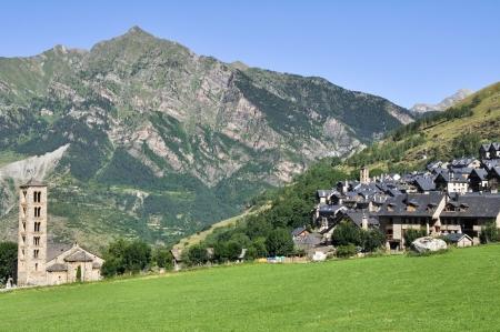 Town of Taull, Vall de Boi, Catalonia, Spain photo