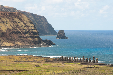 Easter island  Chile  photo