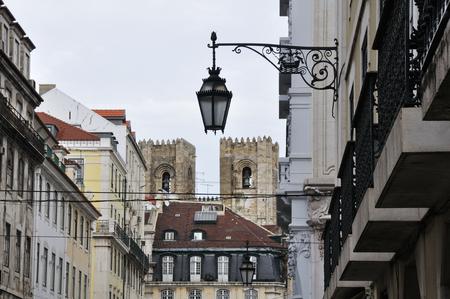 baixa: Neighborhood of Baixa, Libon, Portugal