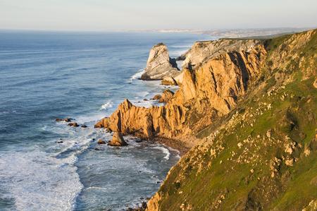 roca: Cabo da Roca in Portugal, the western point of Europe