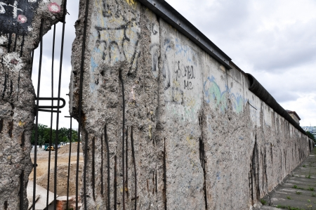 berlin: Remains of the Berlin Wall, Germany