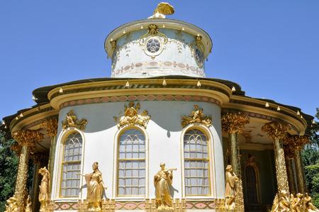 Chinese tea house, Potsdam, Germany