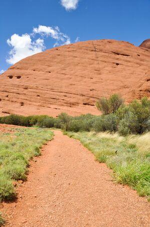 olgas: Valley of the Winds Walk, The Olgas, Australia