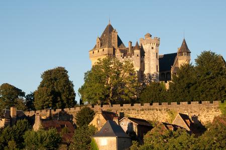 Castle of Montfort, Dordogne, France