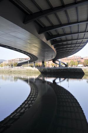 basque country: Euskalduna Bridge, Bilbao, Basque Country