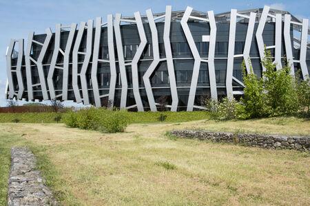 vital: The modern Edificio Vital building  Inaugurated in 2007,  it s designed by architects Mozas-Aguirre  Editorial