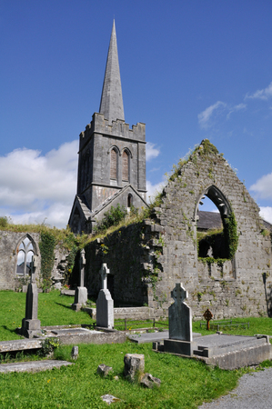 St Mary s Parish Church, Athenry, Ireland