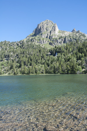 Estany de Ratera, Aiguestortes and Sant Maurici NP, Pyrenees  photo