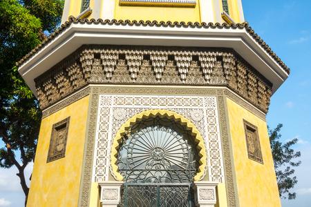 guayaquil: Moorish style clock tower of Guayaquil, Ecuador