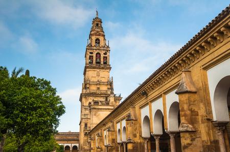 cordoba: Mezquita-Cathedral of Cordoba, Spain Stock Photo