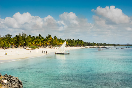 Pangane Beach, Mozambique photo