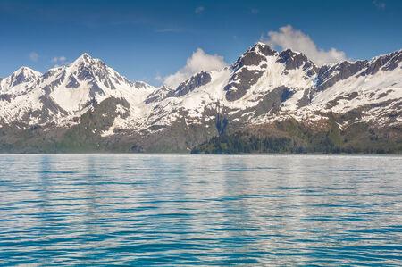 fjords: Aialik bay, Kenai Fjords national park, Alaska
