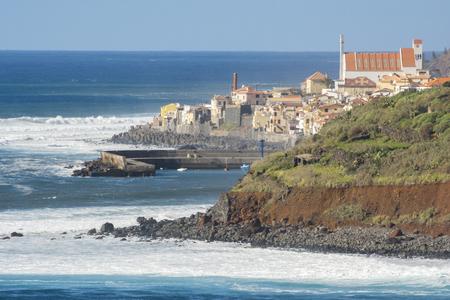 mar: Town of Paul do Mar, Madeira island