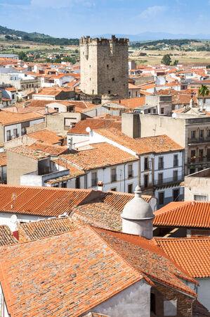 extremadura: Town of Coria, Extremadura, Spain