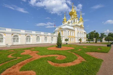 saint petersburg: Peterhof Palace, Saint Petersburg, Russia