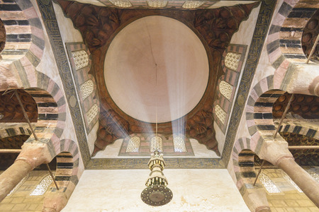 citadel: The Mosque of Al-Nasir Muhammad at the Citadel in Cairo