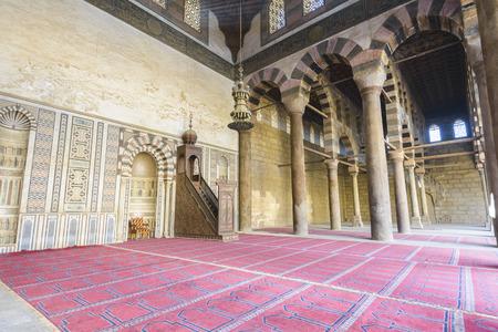 muhammad: The mosque of Al-Nasir Muhammad, Citadel of Cairo