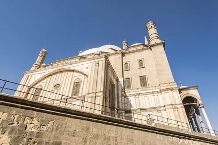 muhammad: Mosque of Muhammad Ali, Saladin Citadel of Cairo, Egypt Stock Photo