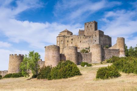 Loarre castle, Huesca, Spain Editorial
