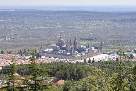 lorenzo: Royal Monastery of San Lorenzo de El Escorial, Madrid, Spain