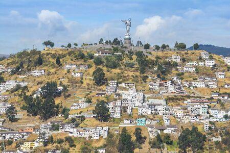 quito: Panecillo Hill, Quito, Ecuador
