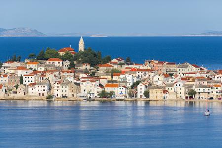 dalmatia: Town of Primosten, Dalmatia, Croatia
